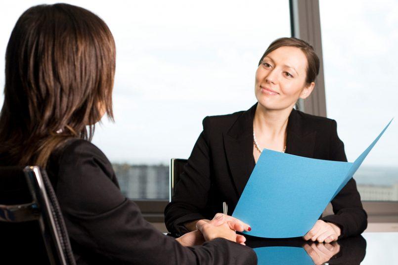 Triunfar en la entrevista de trabajo