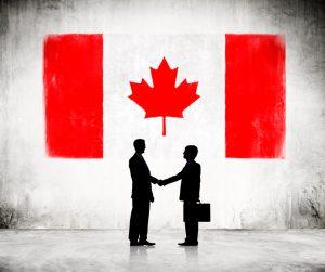 Trabaja en Canadá