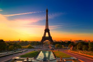 Estancia vacaciones-trabajo en Francia